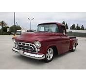 1957 Chevy Stepside Pickup Built By D&ampP