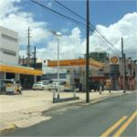 garaje puma sabana grande shell en puerto rico