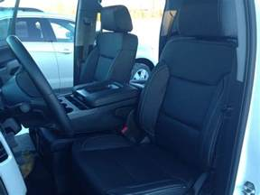 Seat Covers Silverado 2017 2017 Chevy Silverado Crew Cab 1500 Lt Black Katzkin