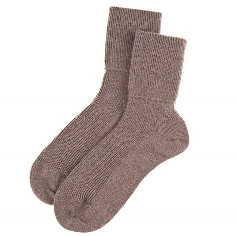ladies cashmere socks brown irish socks irish cottage
