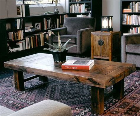 How To Turn An Old Door Into A Stylish Coffee Table Coffee Table Made From Door