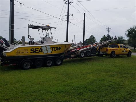 tow boat pensacola sea tow home facebook