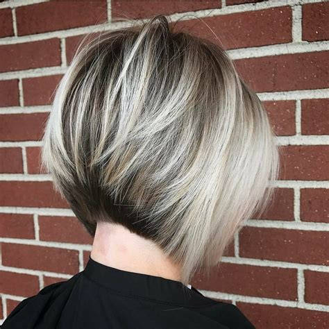how to wash a bob cut hair 10 layered bob hairstyles look fab in new blonde shades