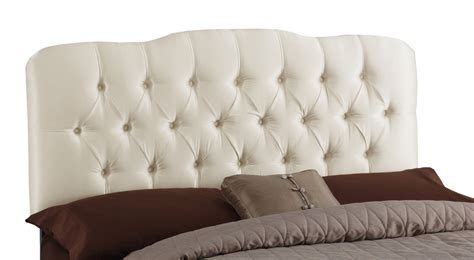 White Tufted Headboard White Tufted Headboard Trendy White Faux Leather Tufted Size Upholstered