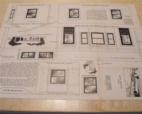 a pattern language towns buildings construction review model railroad depot vintage woodworking plan