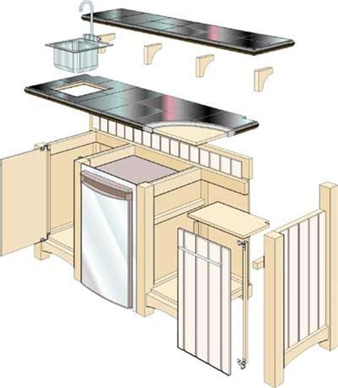 woodwork home bar plans free pdf plans