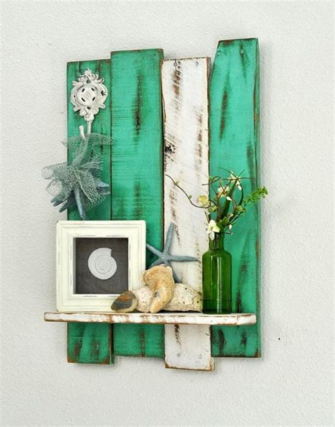 Diy Wood Home Decor Diy Wooden Pallet Wall Decor Recycled Things