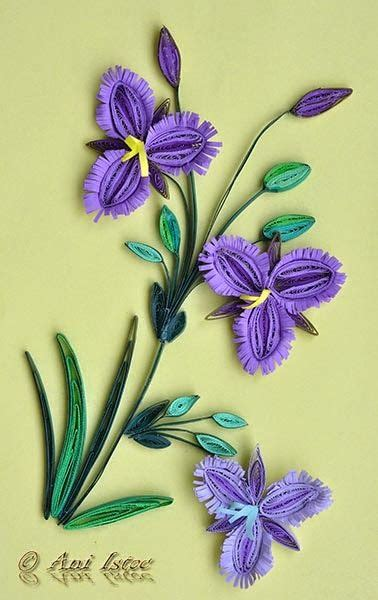 Quilling Origami Tutorial | best 25 quilling flowers tutorial ideas on pinterest