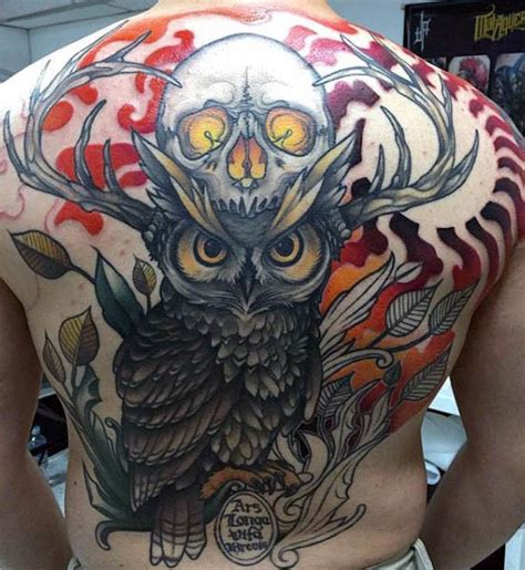 neo traditional owl tattoo 100 neo traditional designs for refined ink ideas