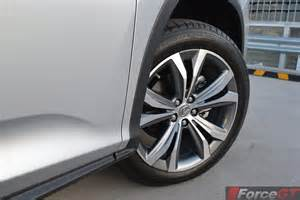 2016 lexus rx 20 inch wheels forcegt