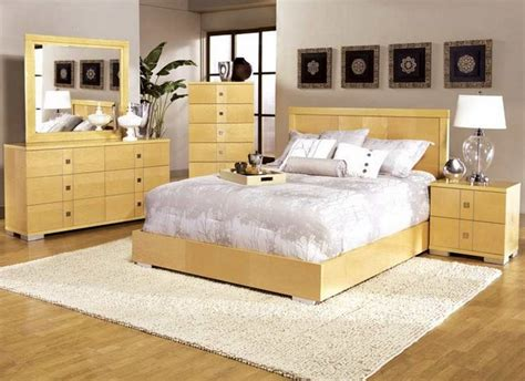 Light Maple Bedroom Furniture Light Wood Bedroom Furniture
