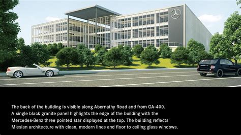 tool headquarters mercedes headquarters key business recruiting tool for atlanta slideshow