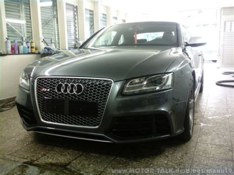 Audi S5 V8 Technische Daten by Der Audi Rs5 Manu19