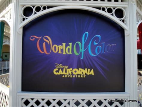 world of color dining package guest review world of color dining package at ariel s