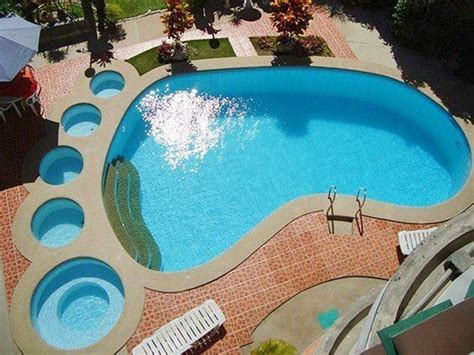pool shape ideas and decor creative swimming pool shapes