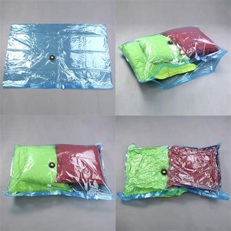 Sac Sous Vide Pour Couette 8x sacs housse de rangement sous vide pour vetement couette