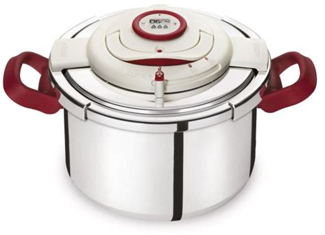 Tefal Its Time Stewpot Silver tefal stainless steel clipso precision pressure cooker 10