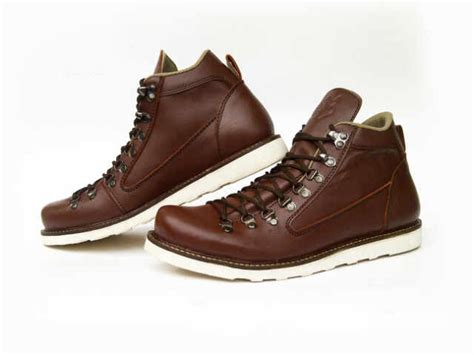 Sepatu Boot Dondhicero jual sepatu boots pria kulit dondhicero millenium maron