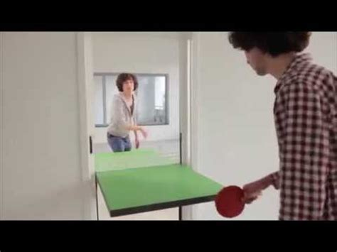 ping pong table door ping pong table tennis door i cant believe they