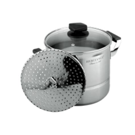 Panci Steamer by Jual Panci Stockpot With Steamer Bima Bp120324 24cm Murah