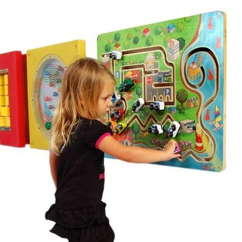 City Transportation Wall Panel By Anatex Apollo Toys And