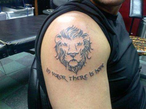 valor tattoo