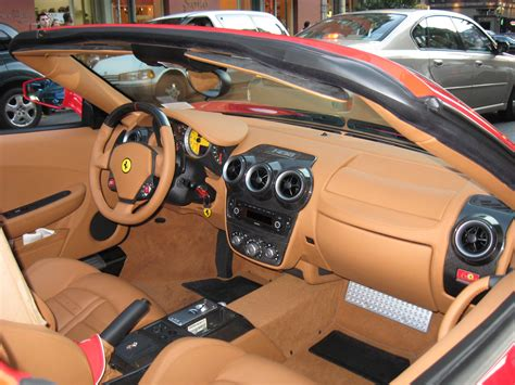 old car manuals online 2009 ferrari f430 interior lighting ferrari f430 interior image 129