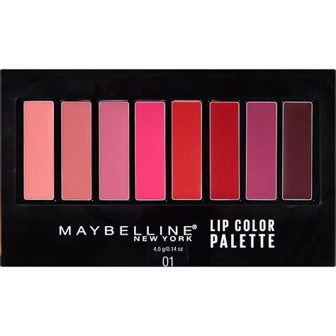 Lip Maybelline 2 maybelline new york the rock palette 0