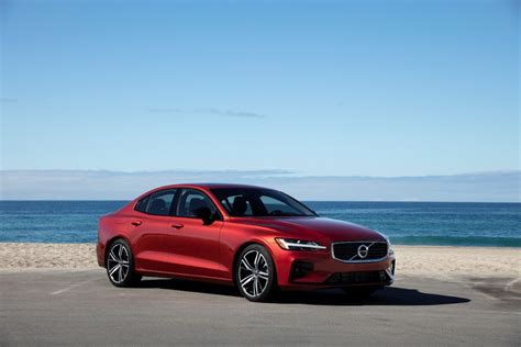 2019 volvo s60 r review 2019 volvo s60 t5 r design awd and the award for