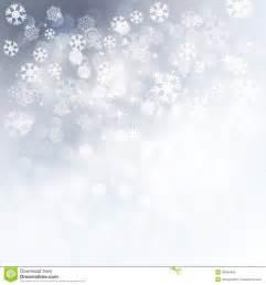 Vector christmas christmas snowflakes background