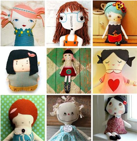 500 Handmade Dolls - don t let that hideous doll out of the house shorts