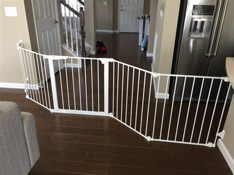Sectional Gate by Child Safety Gate Installation Denver Co Baby Safe Homes