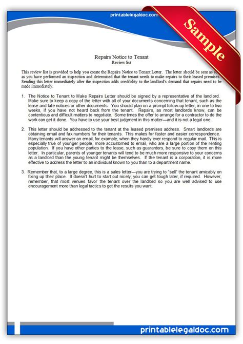 notice to tenant to vacate property new template notice vacate