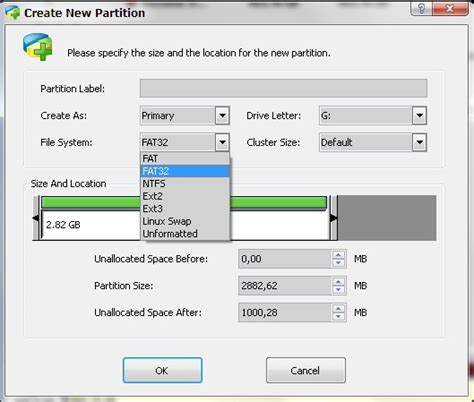 format raw file system memory card tutoriel partitionner sa sd card en ext4 ext3 ext2