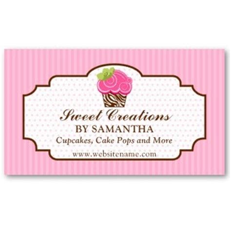 cupcake business card template business card showcase by socialite designs cupcake