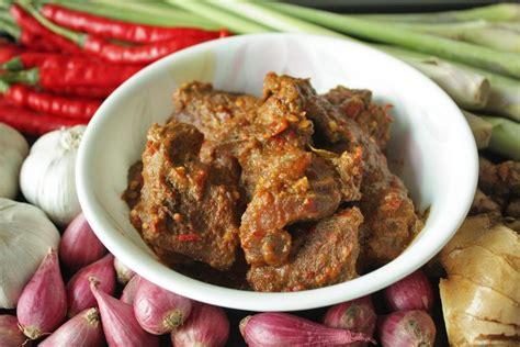 Calystakitchen Rendang Babi Rendang Pork 7 babi guling paling enak di bali