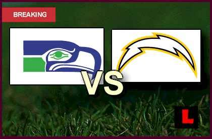 chargers score tonight seahawks vs chargers 2013 prompts football tonight