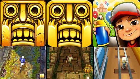 temple endless run 2 mod temple run 2 sky summit vs temple run vs subway surfers miami endless run gameplay android ios