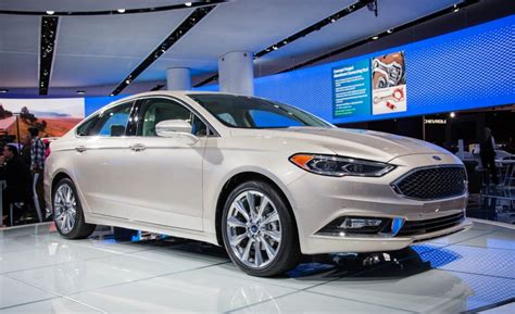 ford fusion 2017 specs new 2017 ford fusion release date specs info 2017 ford