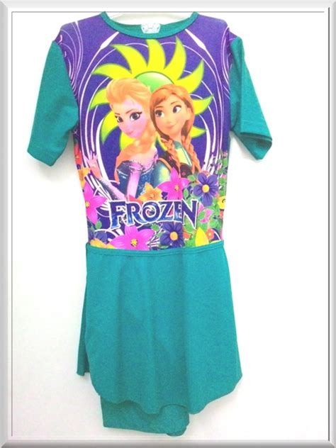 Baju Renang Anak Frozen jual baju renang anak sd frozen chiecollection