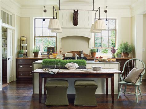southern kitchen designs southern living idea house