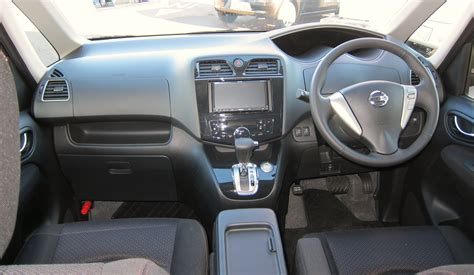 Nissan Serena Interior Pictures by File Nissan Serena C26 Highway Interior Jpg