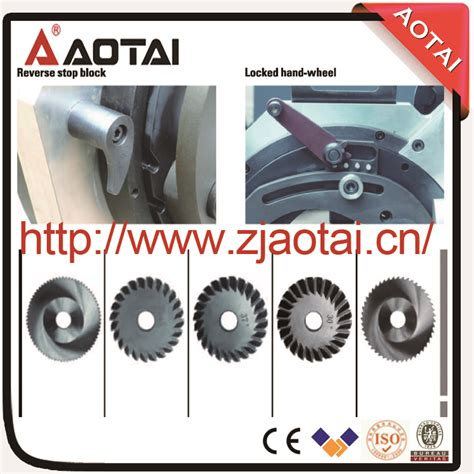 Saw Bit Blade Cold Cutting Automatic Orbital Ss Pipe