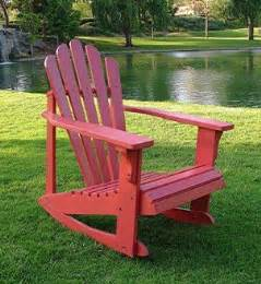 Tips on buying outdoor rocking chairs overstock