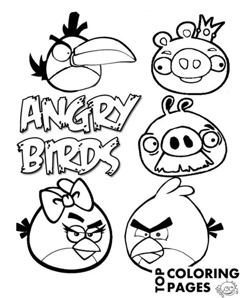 coloring pages angry birds epic angry birds epic coloring pages coloring pages angry