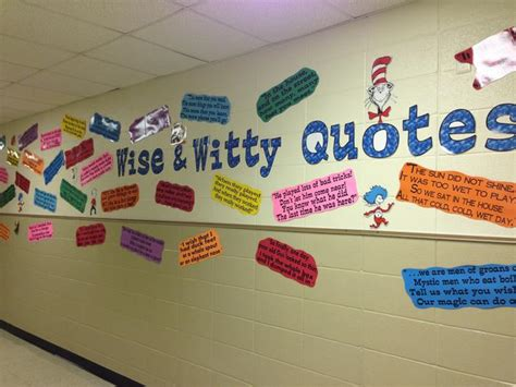 high school bulletin board quotes quotesgram
