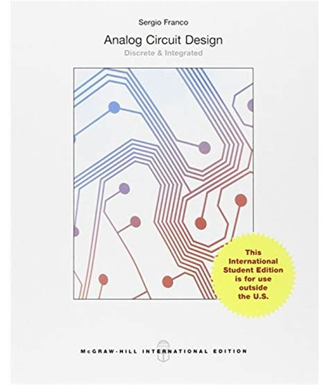 analog circuit design discrete integrated analog circuit design discrete integrated buy analog circuit design discrete integrated