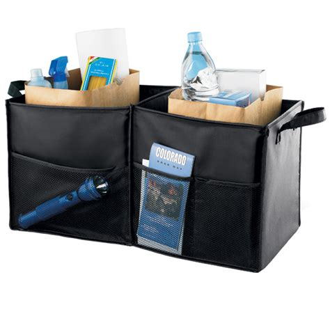 car trunk storage containers folding trunk organizer the container store