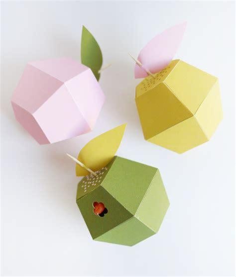 Box Apple printable apple boxes