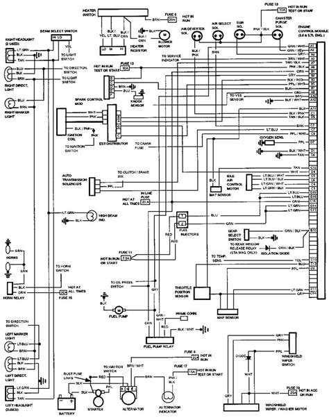 1994 c1500 wiring diagram wiring diagram with description
